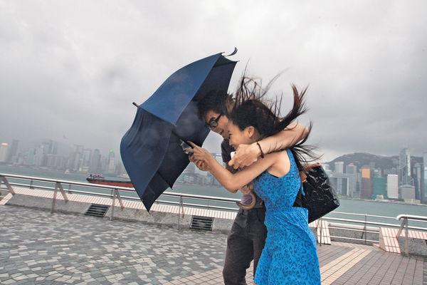 「超強颱風」