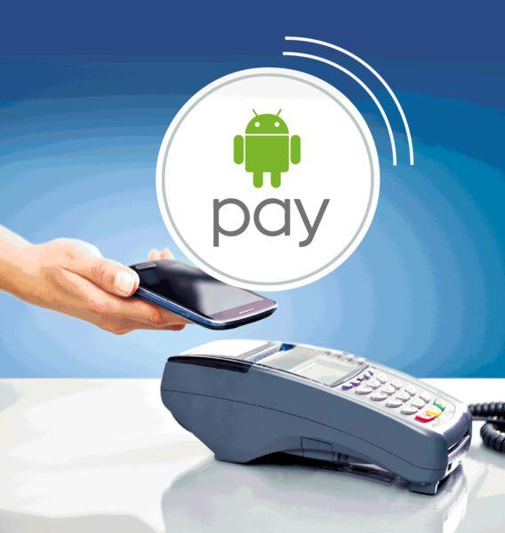 Android Pay登港 銀行現金回贈吸客