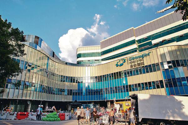 港怡醫院明年初開業 推全包套餐