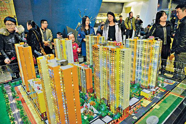 領航王黔:房產市場冷卻 中國經濟續放緩