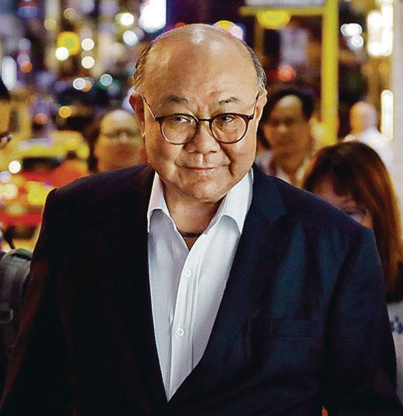 特首戰掀序幕 退休法官胡國興參選