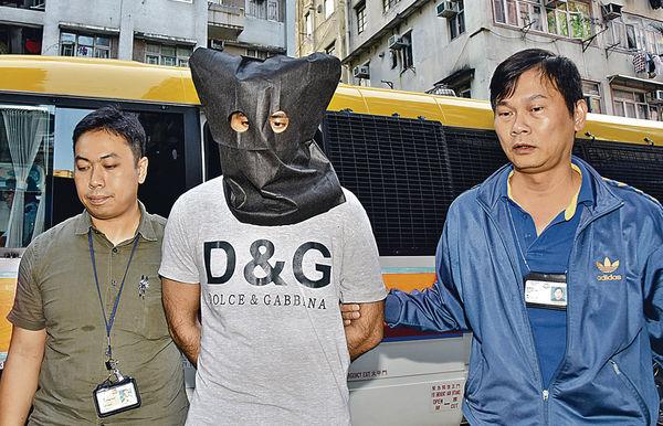 機場打擊黑工 警拘2人