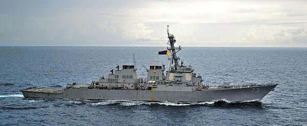 南海增兵 美第三艦隊首闖西沙