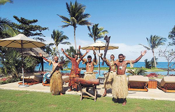 南太平洋的珍珠—斐濟