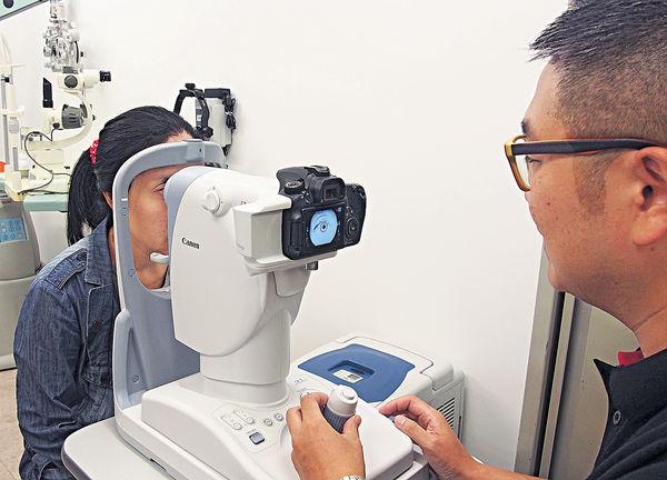 基層免費查視網膜 評估腦中風風險