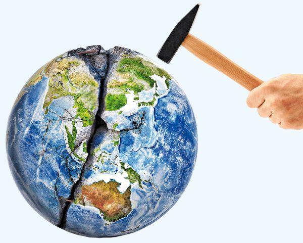 再唔減廢 4年後全球生物少6成