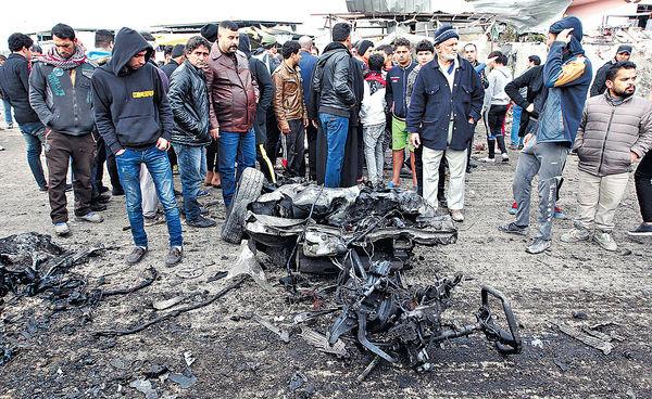 伊拉克汽車炸彈襲擊 致32人死