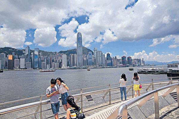 中國城市競爭力 港排第2遜滬