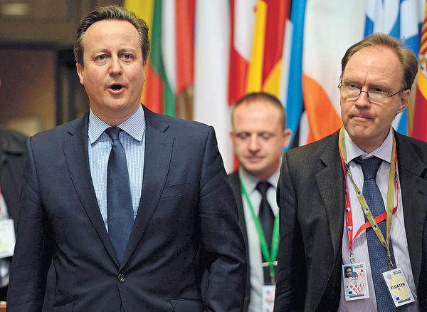 駐歐大使辭職 削英議價能力