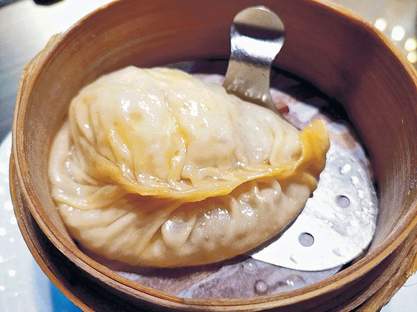 中環搵食 特鮮灌湯餃