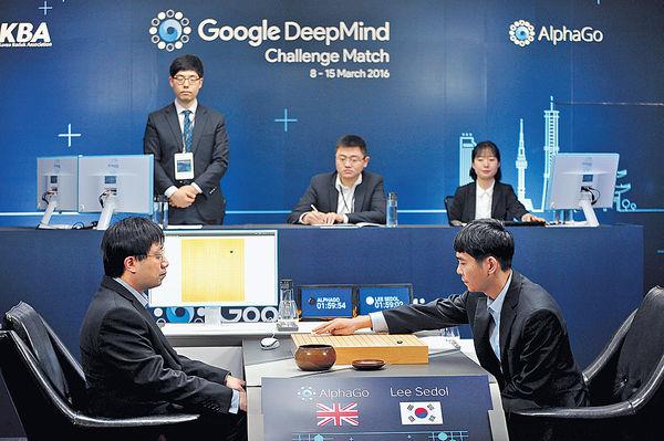 橫掃中日韓冠軍 60連勝棋手自揭:我是AlphaGo