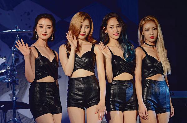 Wonder Girls驚傳解散