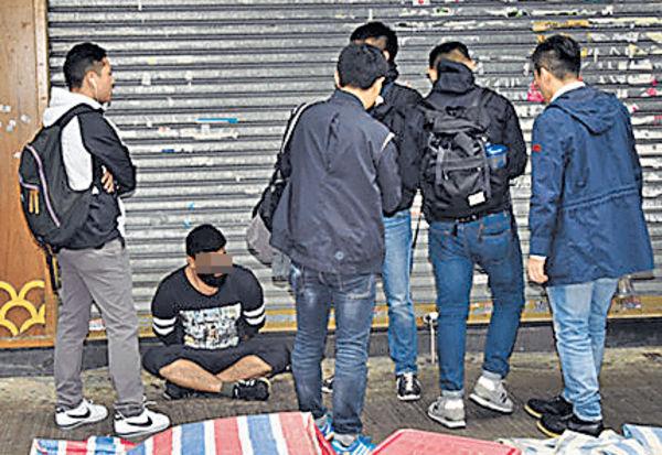 入境處掃女人街 拘南亞黑工