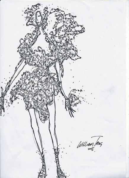 鄧達智手稿 視覺藝術中心首展