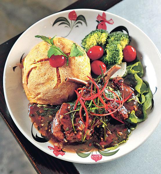 傳統菜×街頭小吃 混搭「泰」吸引