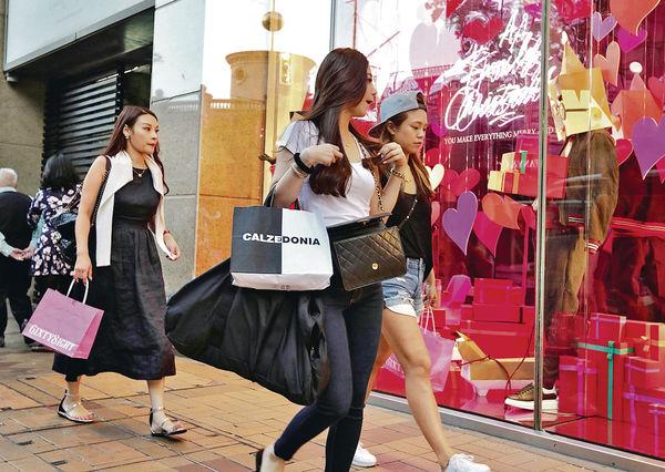 港消費信心回復樂觀 升幅冠絕亞太區