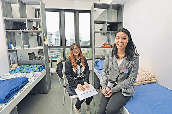 VTC青衣宿舍 啟用3月入住率約半