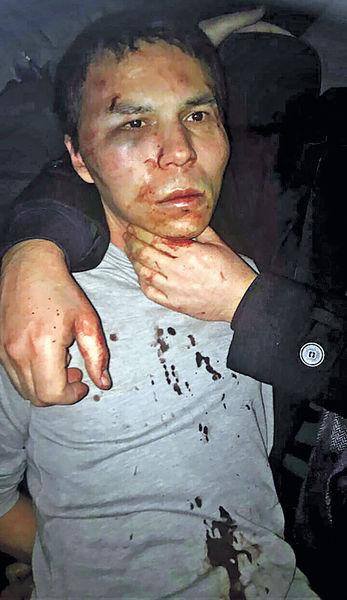 土國恐襲槍手落網 為烏茲別克籍