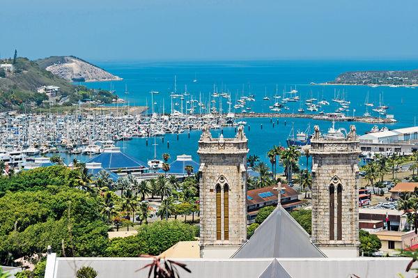 最接近天堂的南太平洋島嶼 $10000暢遊新喀里多尼亞