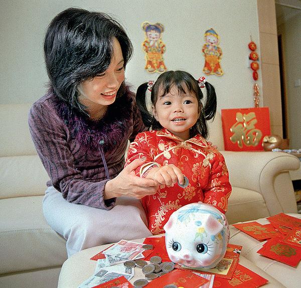 子女利市錢點使 4成家長要管