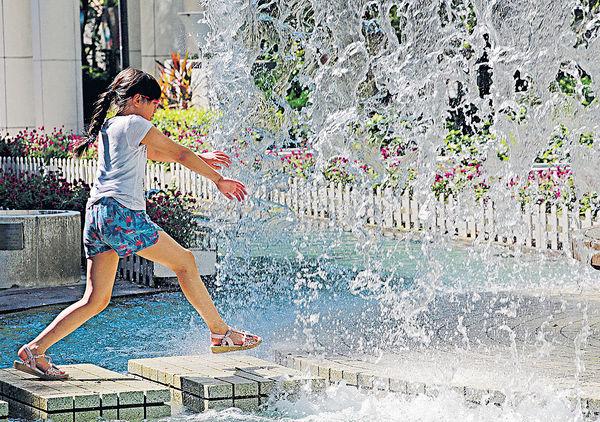 高溫紀錄3連破 地球2016年史上最熱