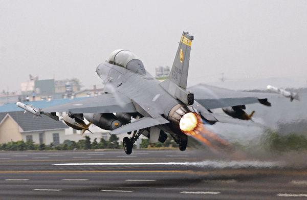 升級F-16對抗殲-20 台空軍算盤難打響