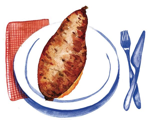 潮吃番薯瘦身 小心營養不良