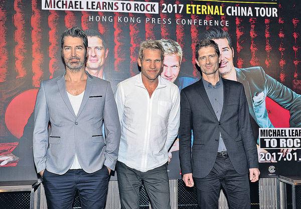 Michael Learns To Rock好掛住香港