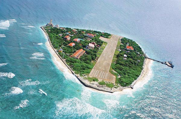 越南佔南海27島 填海造地