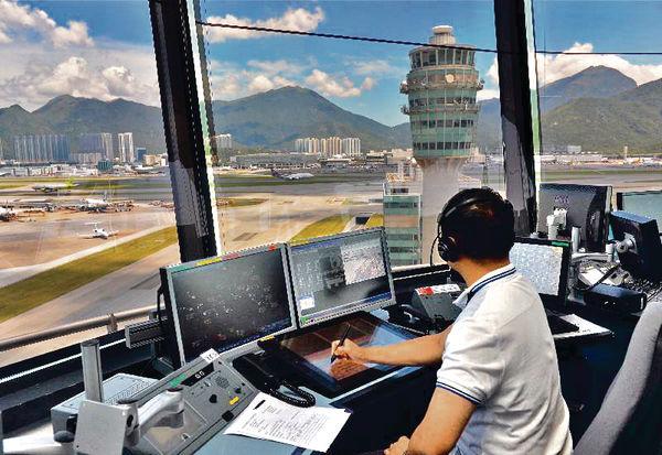 航班「消失26秒」 民航處:新系統與雷達資料出錯