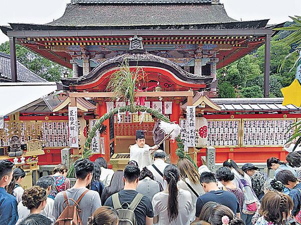 清水寺神社占卜愛情