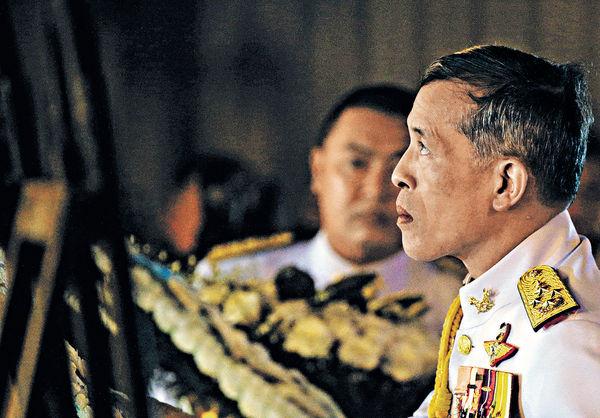 普密蓬逝世50天 新泰王繼位