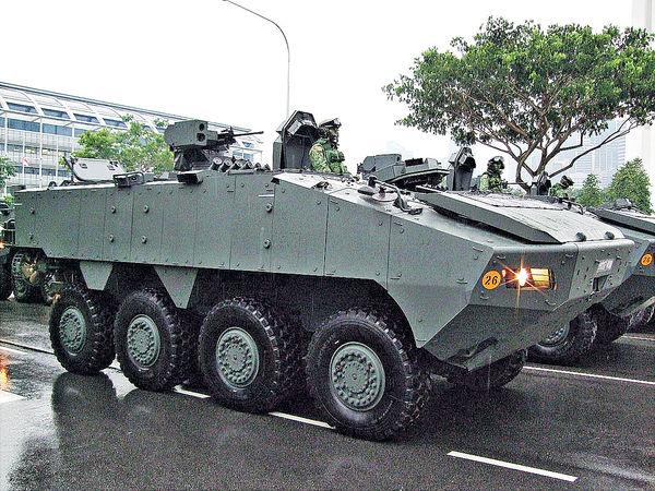 解放軍覬覦星裝甲車技術? 專家︰中國不稀罕