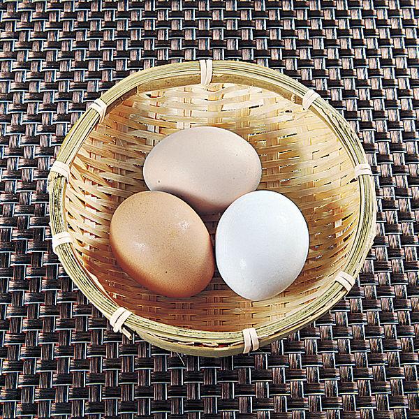 蛋殼啡定白 營養無影響