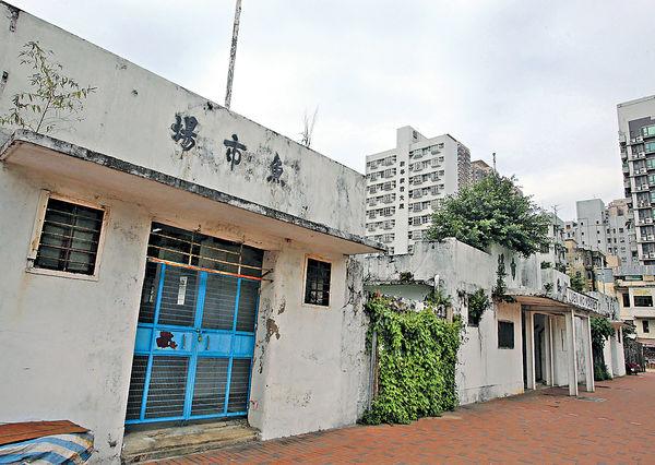 活化建築 開放予非牟利機構參觀