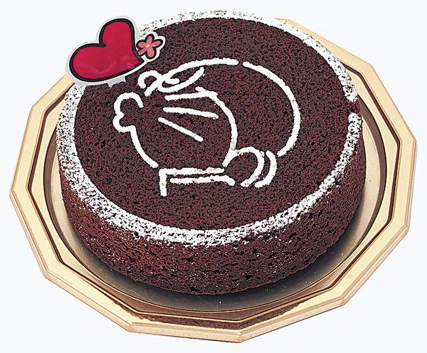 多啦A夢蛋糕 可愛迎聖誕
