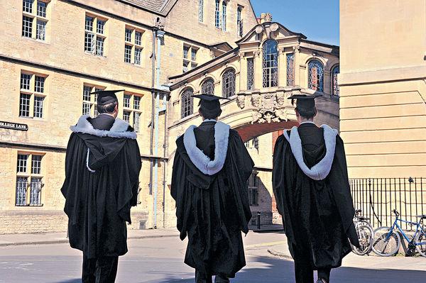 港生獲牛津劍橋取錄比率 遜星學生