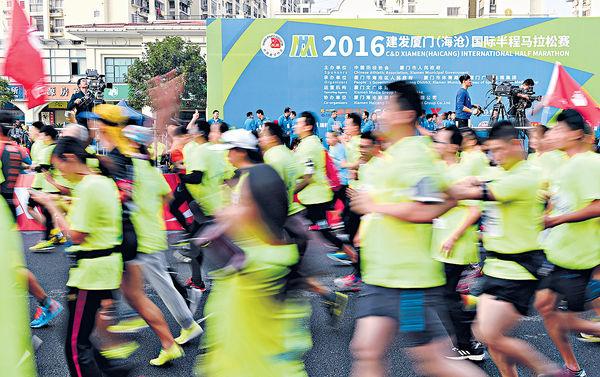 內地馬拉松「替跑」氾濫 將終身禁賽
