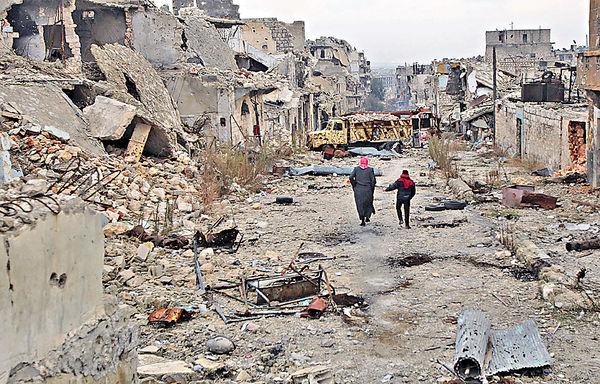 平民撤離阿勒頗 聯合國擬派員監察