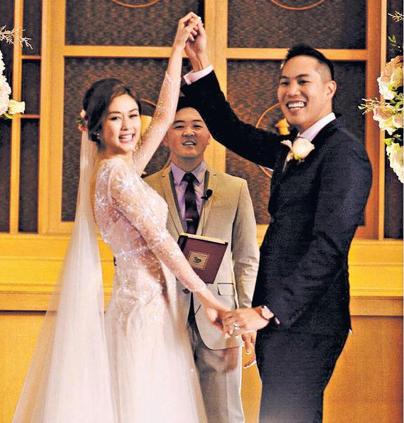 「處女黨」到賀 香香溫哥華嫁強強