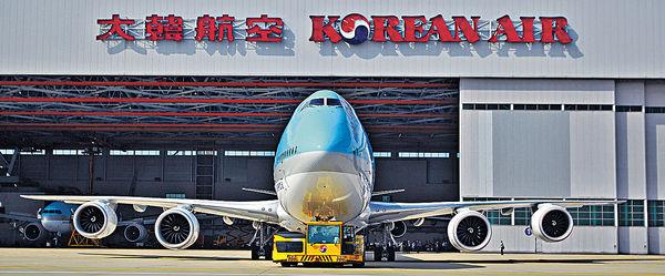 大韓航空罷工 影響部分港航班