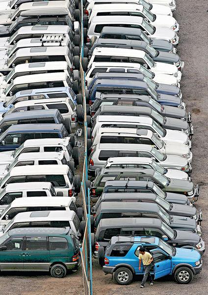 福島輻射污染二手車 恐銷東南亞