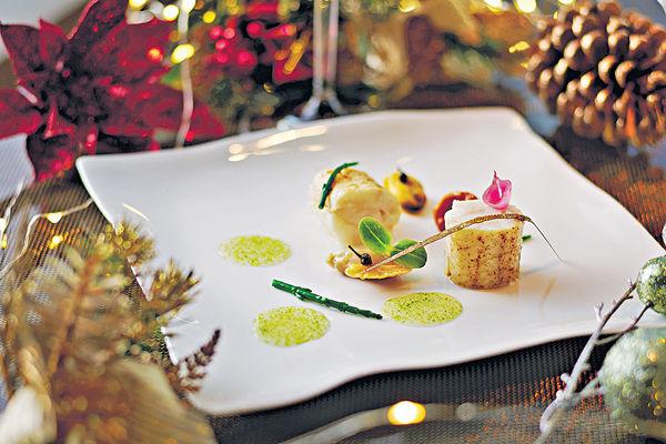 法式佳餚 賀聖誕除夕