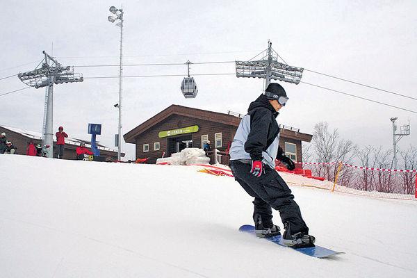 韓國滑雪自由行 首選江原道