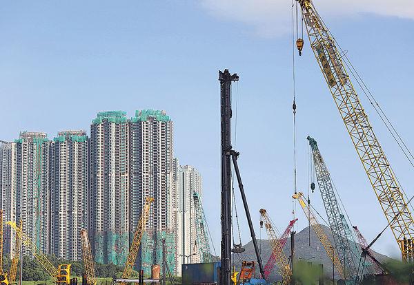 10年建屋目標46萬 4.4萬單位無地起
