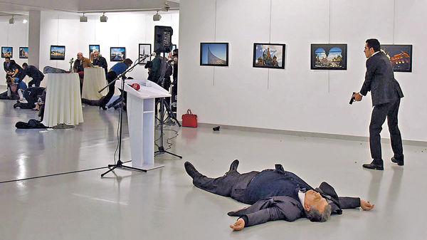 「第三方搞分化」 俄使遭暗殺 土俄齊譴責