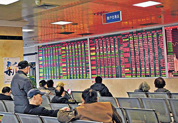 中美股市 各走各路