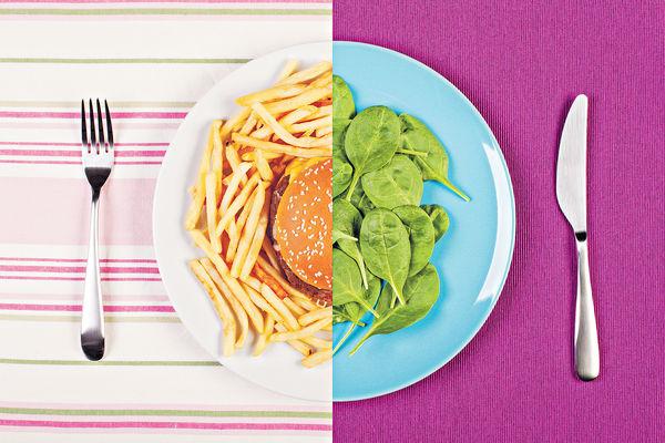 一時狂吃 一時節食 「搖搖式減肥」反增磅