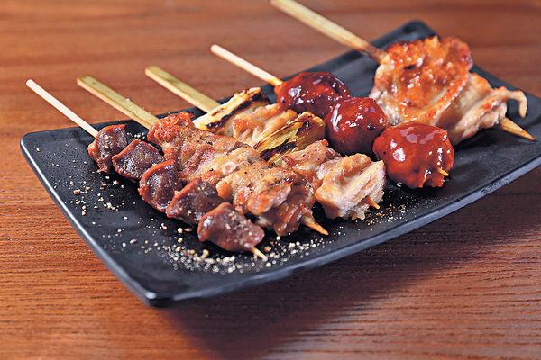 東京雞串燒店 全方位吃15部位