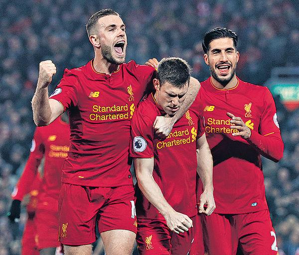 利物浦7月訪港 踢英超挑戰杯
